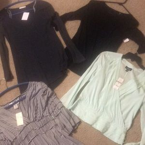 Women's designer brand new tops with tags!